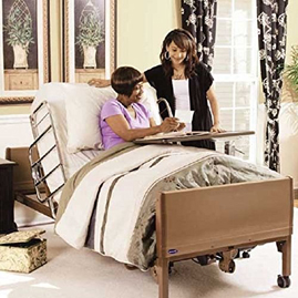 electric-hospital-bed-with-mattress