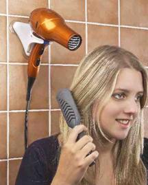 hands-free-hair-dryer-holder